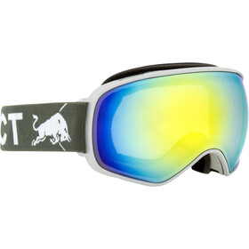 Red Bull SPECT Alley Oop Goggles, light grey/yellow snow